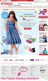 Sheegode Online Mode Katalog Online Shop