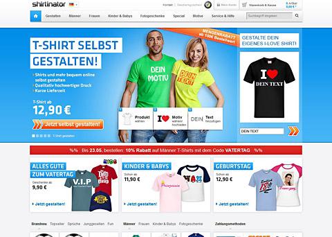 low priced 02336 708f3 Shirtinator.de - Online Shop